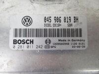 VW Polo IV 4 (9N_) 1.4 TDI BAY Motorsteuergerät Steuergerät 045906019BH