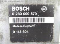 Saab 9000 2.3 16V B234I Motorsteuergerät Steuergerät 0280000579 / 9113804