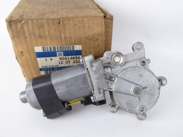 Opel Astra F 4/5-Türer Fensterhebermotor Flachmotor 90414656 / 1207332 RECHTS