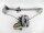 Saab 9000 i / CD / CS / CSE elektrischer Fensterheber hinten LINKS 12/85-12/98