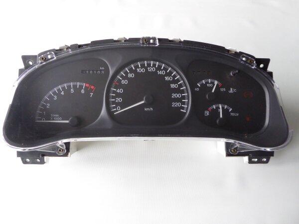 Opel Sintra 2.2i 16V Kombiinstrument Tacho Tachometer 16249339WMH 11/96-04/99