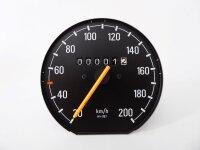 Opel Corsa A Tacho Tachometer W=1197 90120418 / 1260215