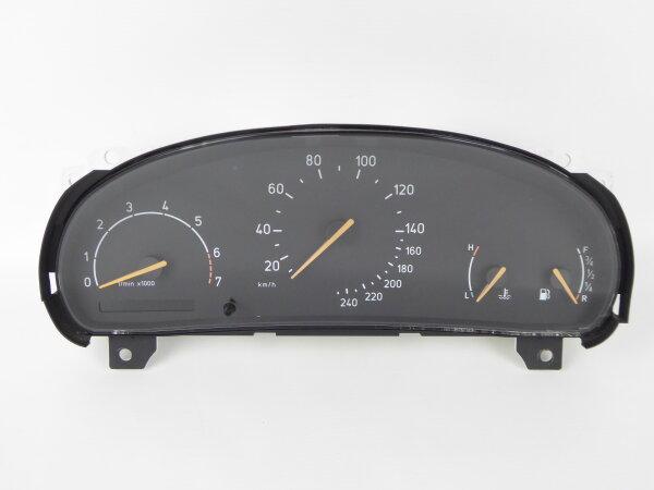 Saab 9-5 95 (YS3E) 2.0T / 2.3T Kombiinstrument Tacho Tachometer 5042403